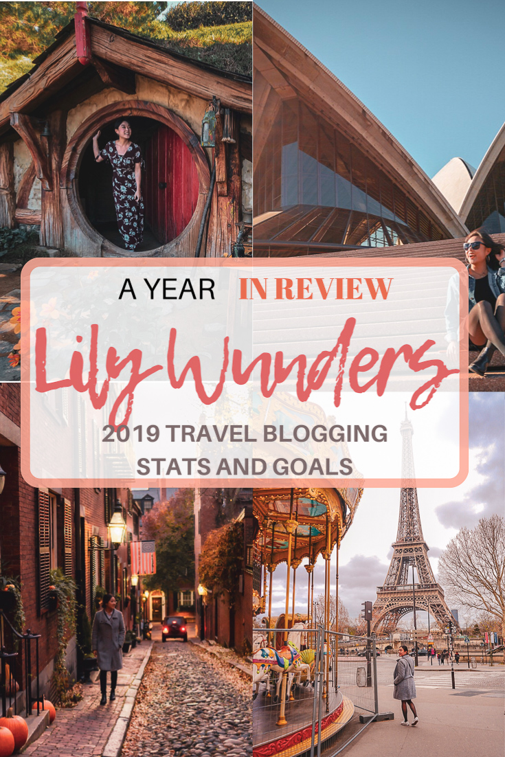 Lily Wunders 2019 My Travel Blog Review